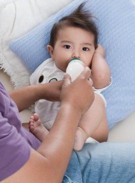Правильне змішане вигодовування новонароджених