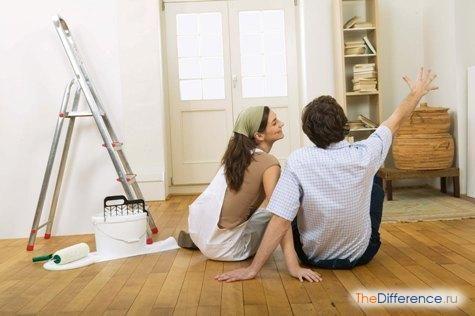 Як зробити ремонт в кімнаті недорого?