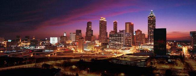 Атланта (штат джорджія): пам`ятки, фото та відгуки туристів