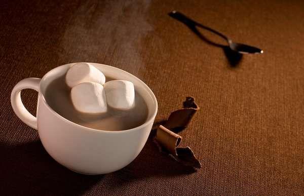 Гарячий шоколад з перцем кайенский