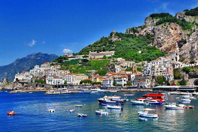 Італія, салерно: пам`ятки, пляжі, готелі, відгуки, фото