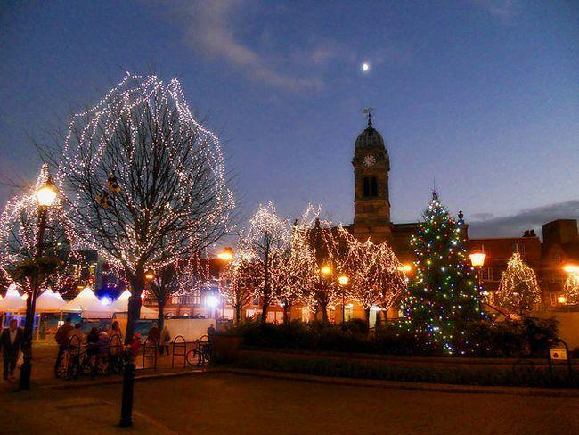 Зображення з назвою Derby Christmas Lights