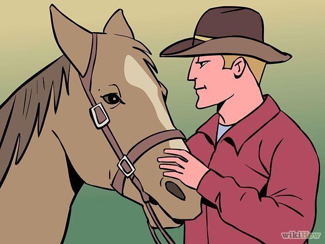 Зображення з назвою Pick a Horse Hoof Step 1