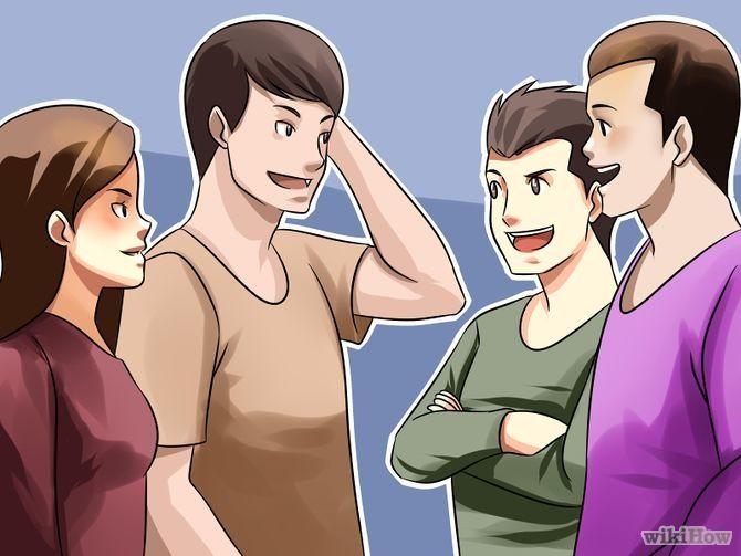 Зображення з назвою Know if a Middle School Boy Likes You Step 4