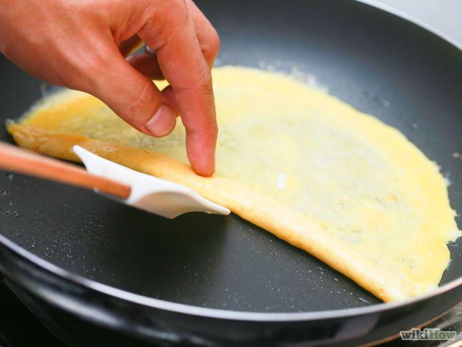 Зображення з назвою Make Tamagoyaki (Sweet Omelette) Step 3