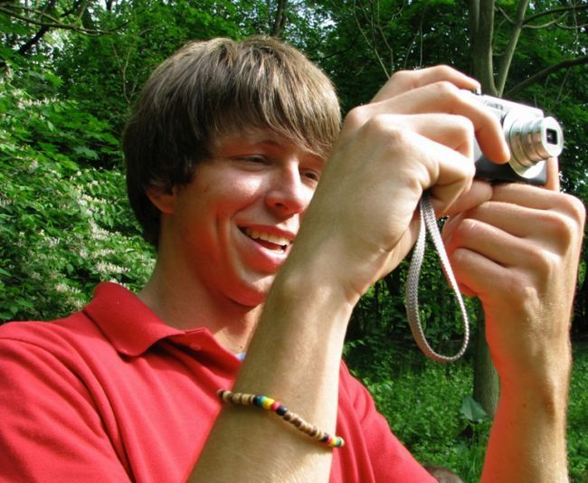 Як перевіряти фотоапарат