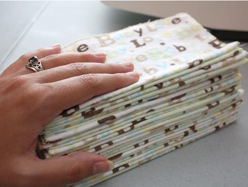 як зробити марлеві підгузники своїми руками