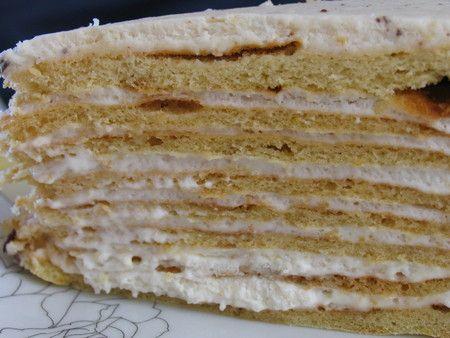 Як зробити торт зі сметани