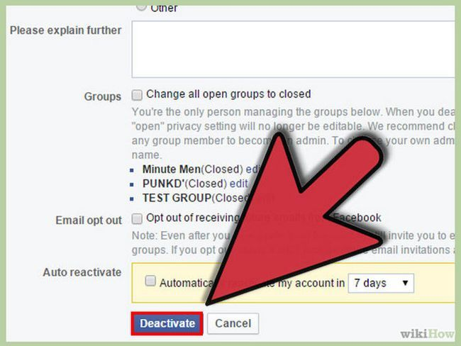 Зображення з назвою Permanently Delete a Facebook Account Step 11