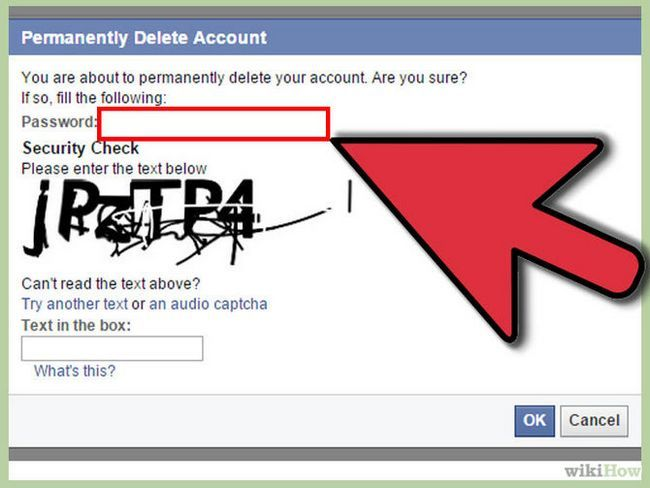 Зображення з назвою Permanently Delete a Facebook Account Step 5