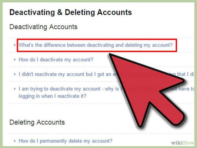 Зображення з назвою Permanently Delete a Facebook Account Step 8