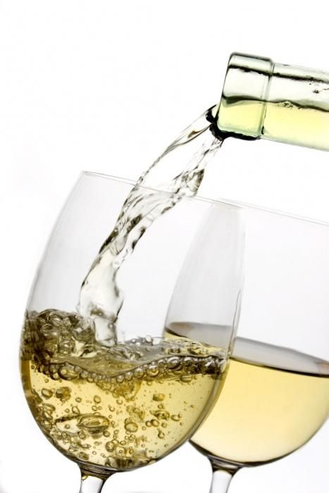 Який сорт білого вина найбільш популярний в європі?