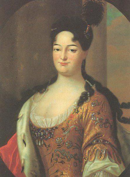 Російська царівна і німецька герцогиня катерина іванівна романова
