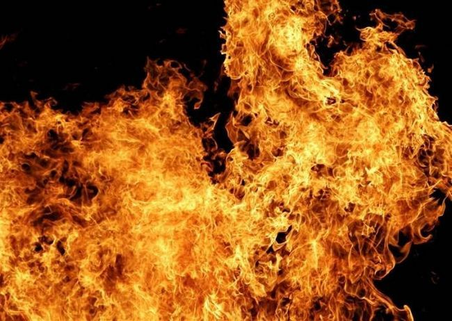 до чого сниться пожежа