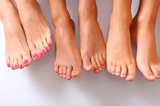 Засіб від грибка нігтів на ногах