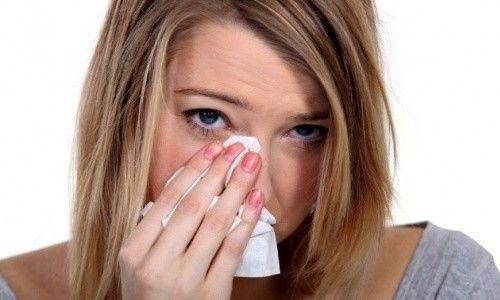 Як позбутися від алергії на очах?