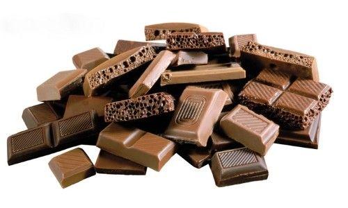 Корисний шоколад без цукру