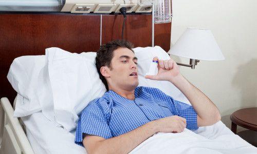 Невідкладна допомога пацієнту при астматичному статусі