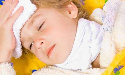 Рецепти компресів від кашлю для дітей