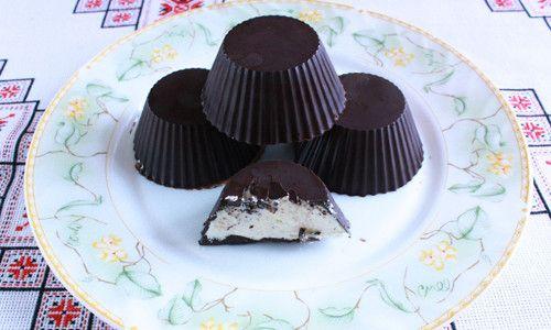 Рецепти смачних домашніх сирних сирків в шоколаді
