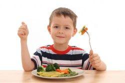 Дієта при запорах у дітей