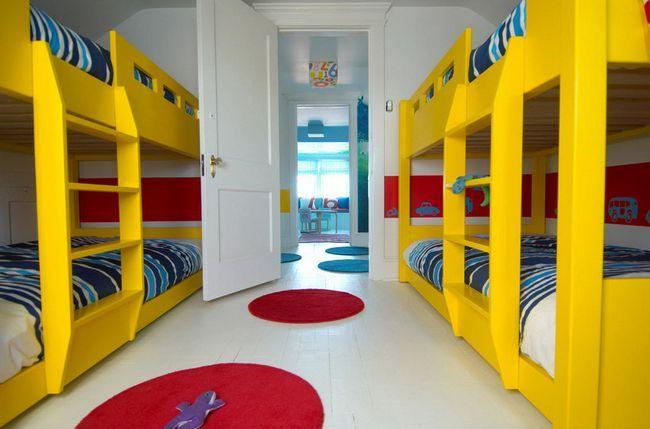 Двоярусні ліжка для дітей - відмінне рішення для батьків